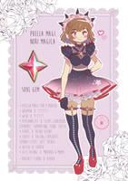 Puella Magi Nori Magica by Noririn-Hayashi