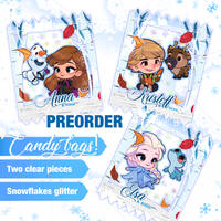 Enchanted Forest Candy Bag Keychain - PREORDER