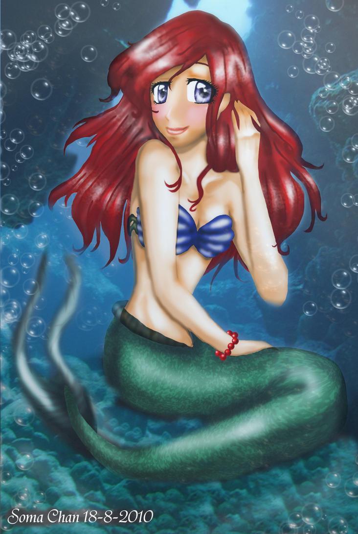 Der spontane Karnevals-Kostüm-Contest Anime_Mermaid_by_sweetpink88