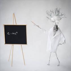 Genius #4 by MiriamViola
