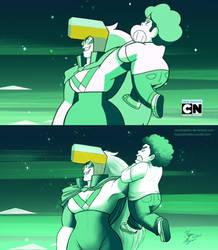 Screenshot Redraw: Jasper and Steven