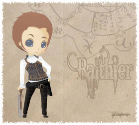 + Balthier + by Electroocute