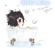 400 Hits - L takes a bath by Electroocute