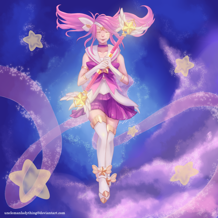Bliss: Star Guardian Lux by Unclemanladything