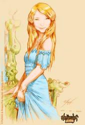 Medieval Princess by PeGGO