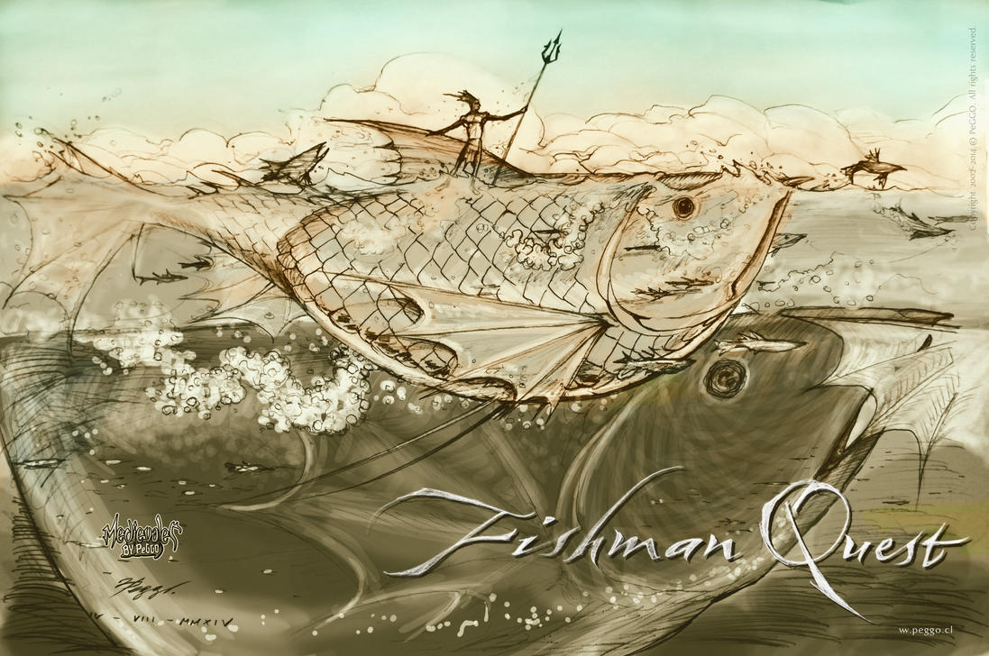 Fishman Quest by PeGGO