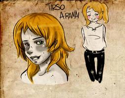 DAO: Tirso Aranai by Pioukey