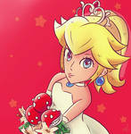 Princess Peach - Mario Odyssey