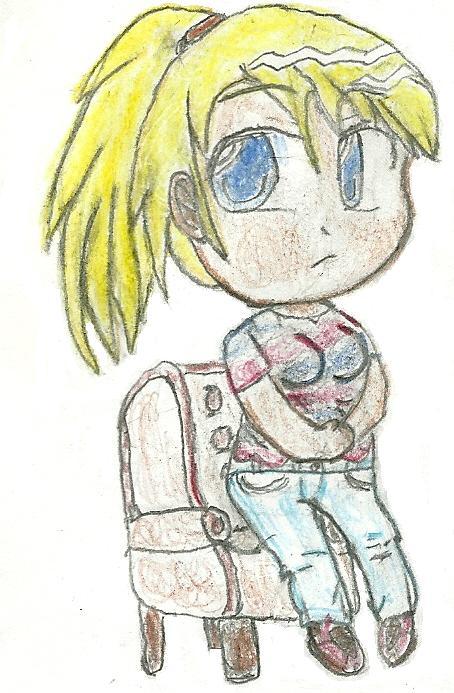 chibi drawing 20 by JofDragon