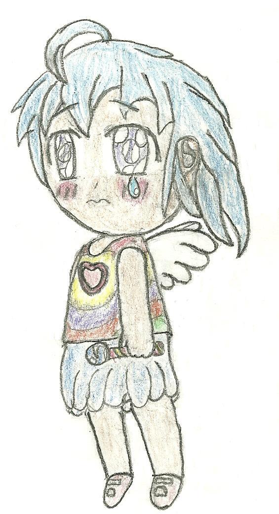 chibi drawing 23 by JofDragon