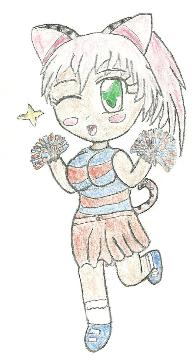 chibi drawing 26 by JofDragon