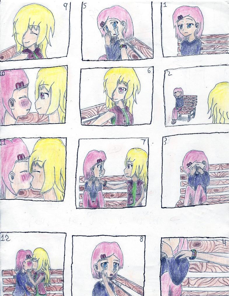 short yuri story by JofDragon
