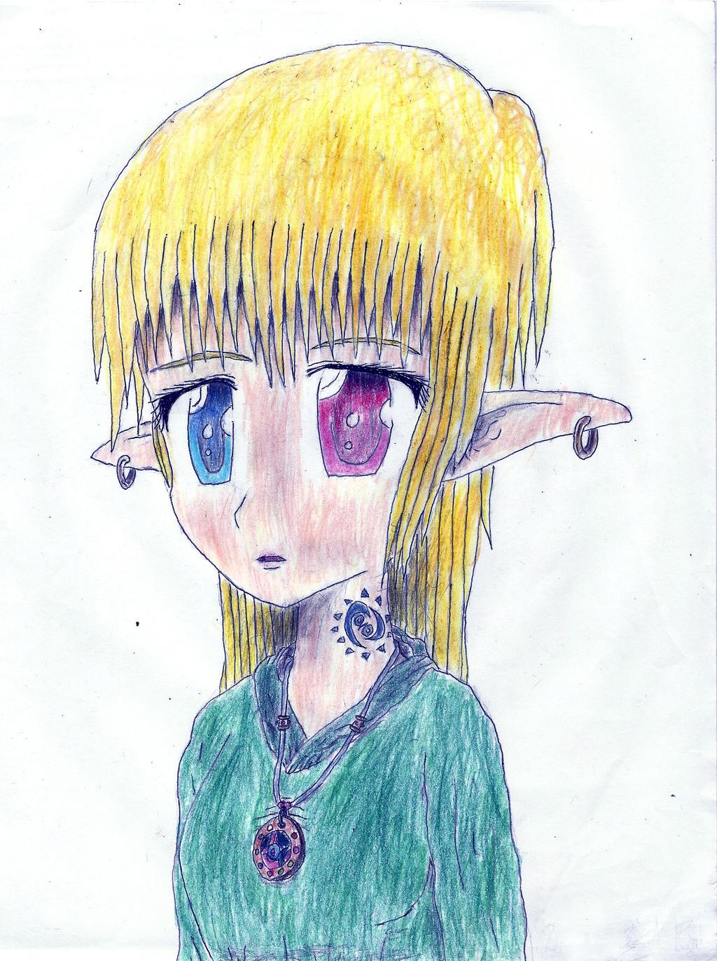 elf(0168) by JofDragon