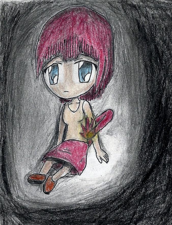 charmander-girl by JofDragon