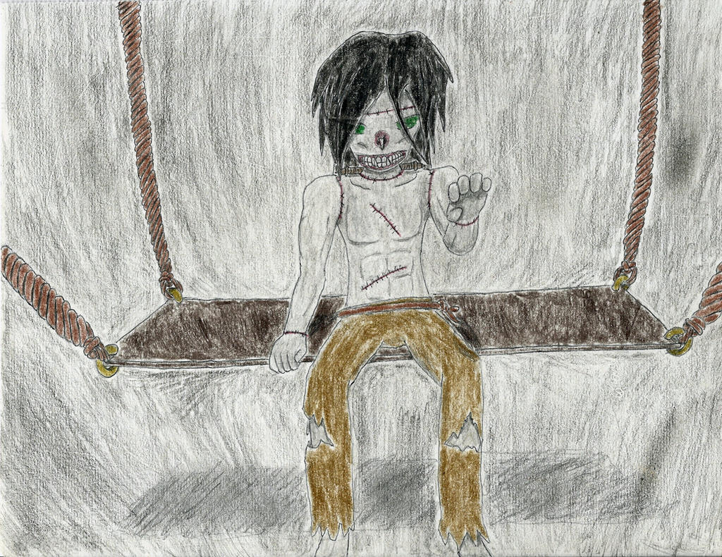 random monster by JofDragon