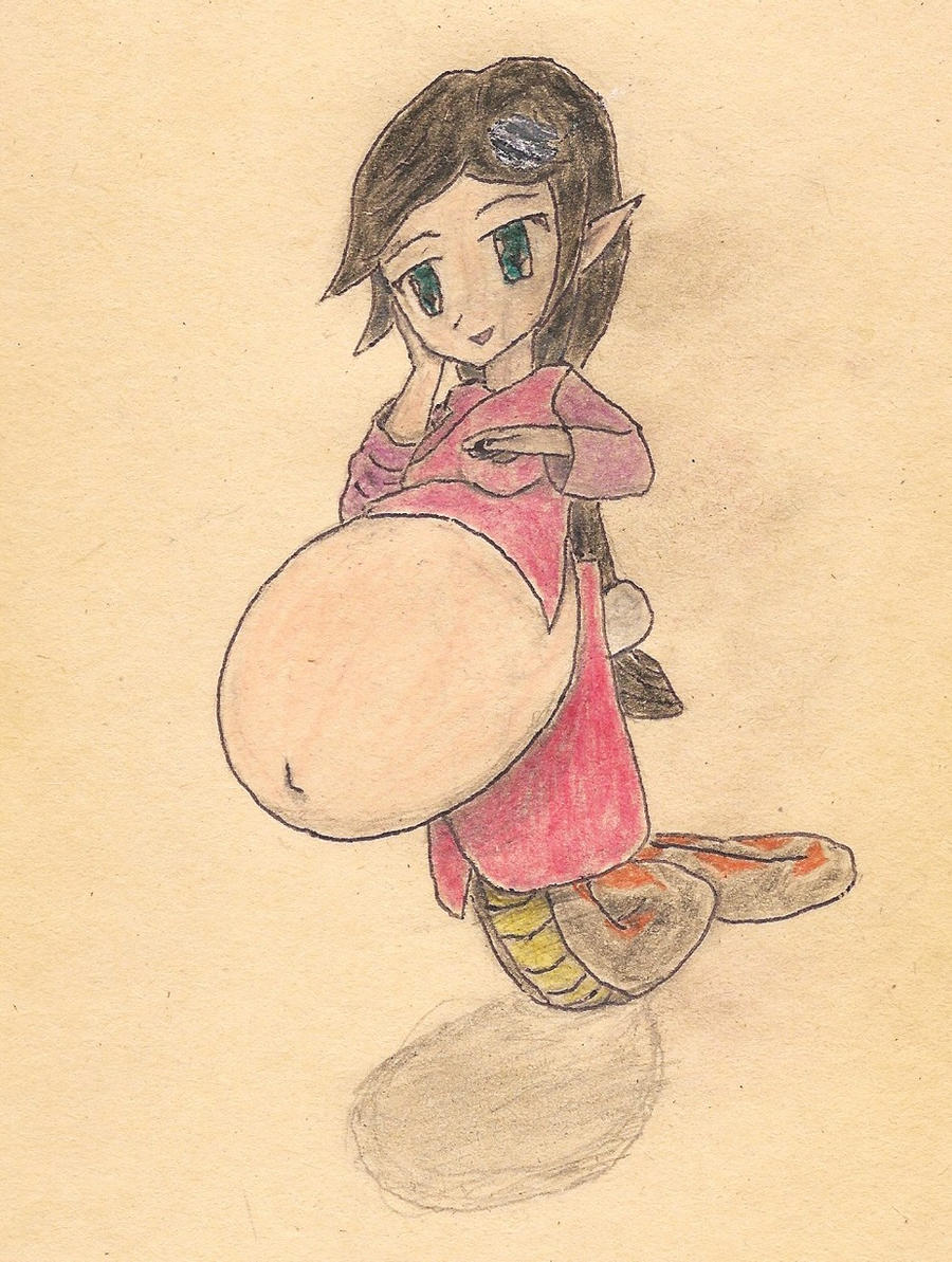pregnant lamia(2) by JofDragon