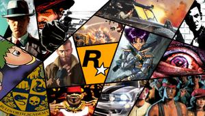 Rockstar Games PSP Background