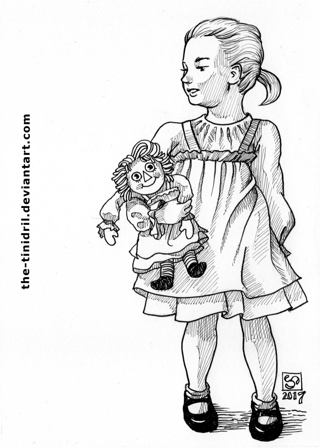 RGD-huffingtoncoast DSC Raggety Ann by The-Tinidril