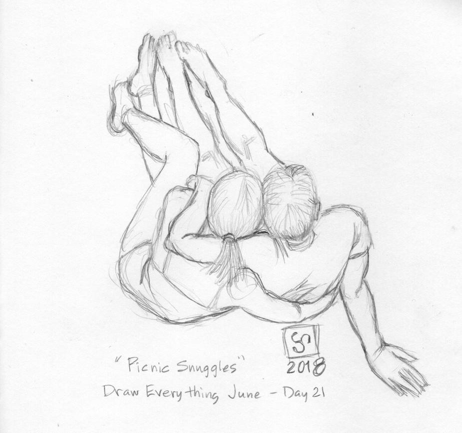 Dej-2018-21 Picnic Snuggles by The-Tinidril