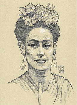 BAL 14Day10Prompt-Kahlo