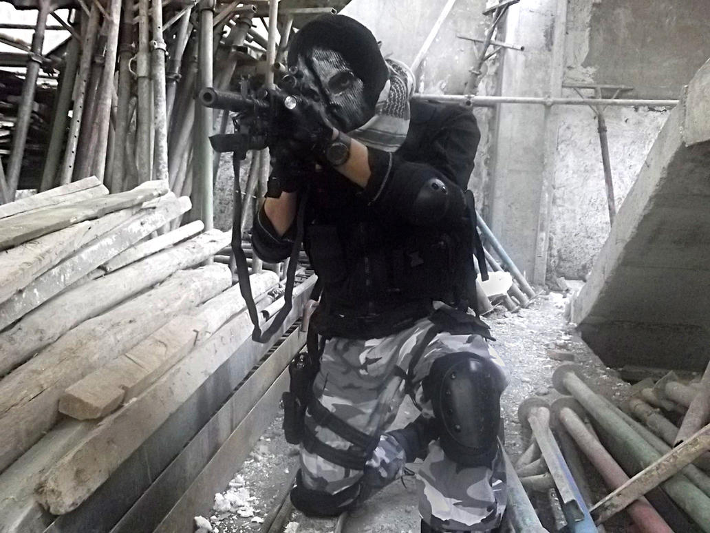 Call of Duty Ghosts Cosplay Art by SPARTANalexandra on DeviantArt