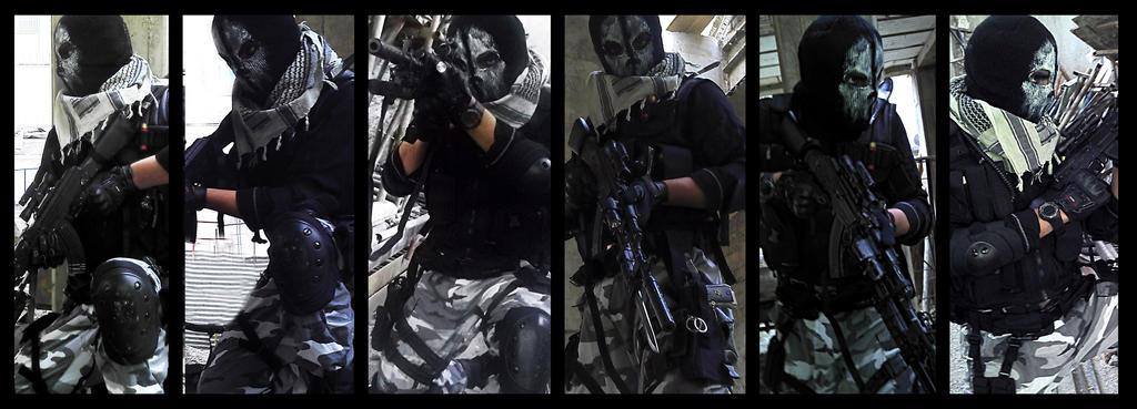 call of duty ghosts logan walker face wwwpixsharkcom