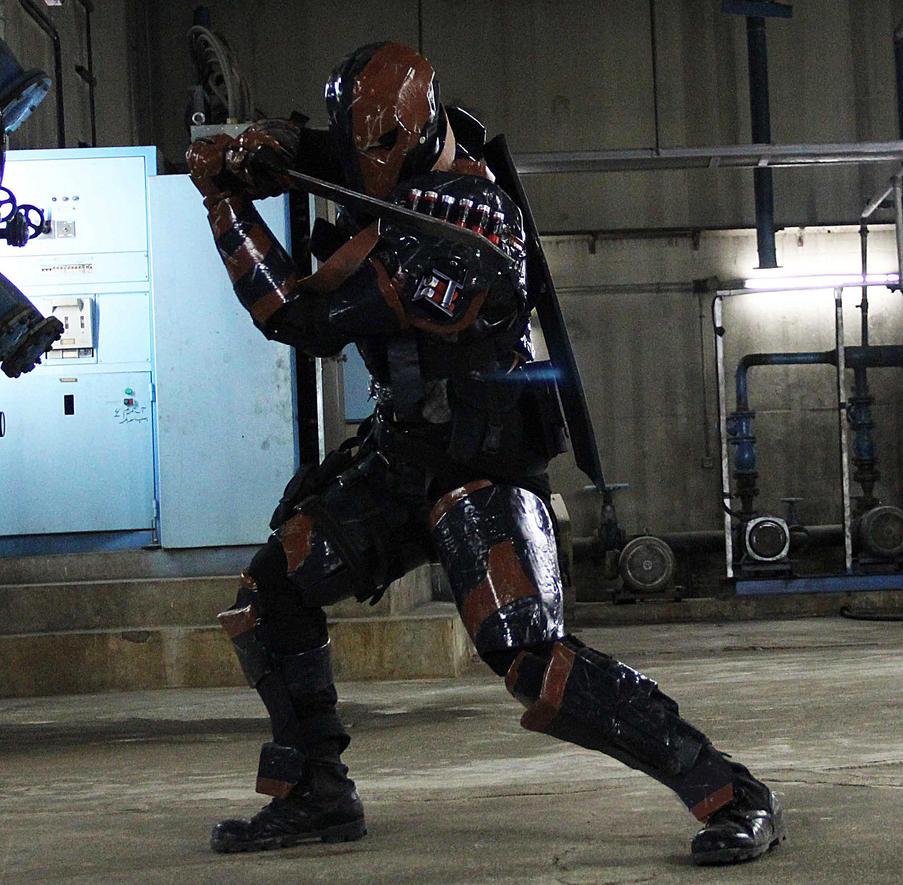 deathstroke arrow cosplay - photo #22