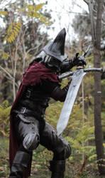 Dark Souls 3 Cosplay Abyss Watcher's by SPARTANalexandra