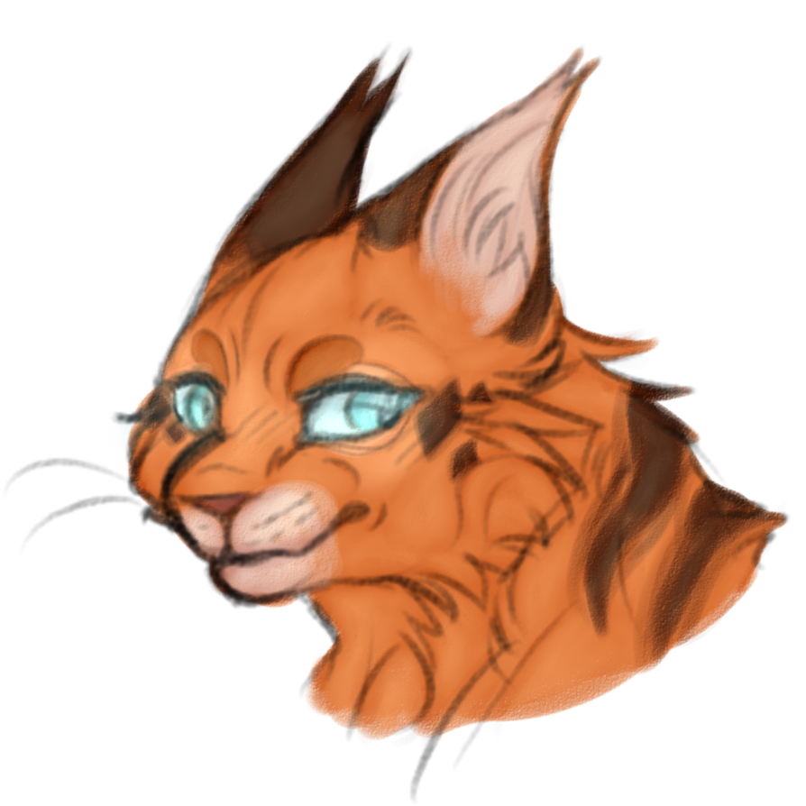 Headshot (Commission) ($0.13) by kittyrules2003