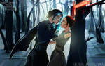 Star Wars: Kylo Ren and Rey