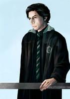 Star Wars x Harry Potter: Kylo Slythe-REN by LittleChmura