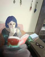 Friendly Neighbourhood Witch : books by LittleChmura