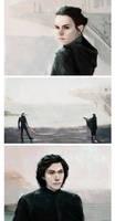 Star Wars: The last Jedi Triptych