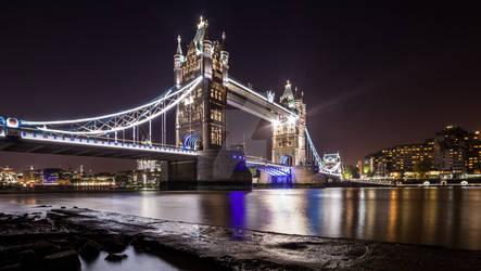 Robert Vincent Peace - London Bridge