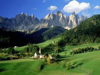 Robert Vincent Peace - Evergreen Mountains