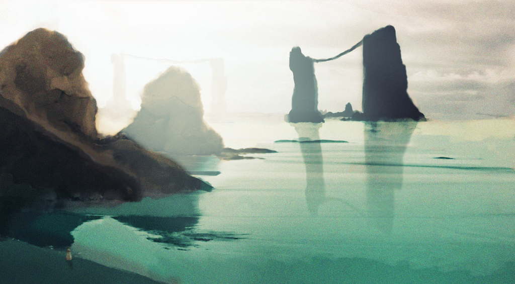 Untitled Landscape by sn00ff