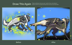 Draw This Again Meme by leafeon-ex