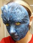 Mystique Makeup Test
