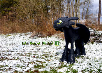 Toothless the Dragon by leafeon-ex