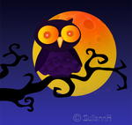 Cheese Moon Owl