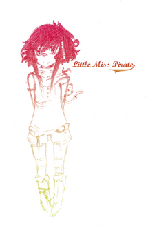 Little Miss Pirate