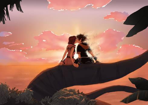 Kingdom Hearts 3 : Goodbye Kiss