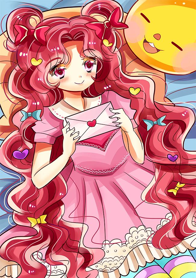 Happy Valentine by Miakoyuyu