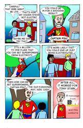 Captain PSA #8: Shocking