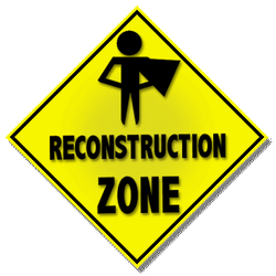 Reconstruction Zone logo