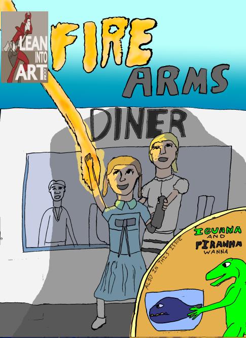 Fire Arms by ShadowWingTronix