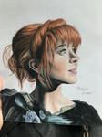 Portrait of Lindsey Stirling