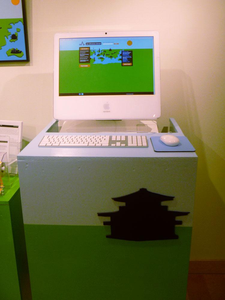 MAA Senior Exhibition Right by octofinity