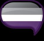 Asexual Awareness Week Logo