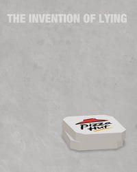 The Invention of Lying Poster by octofinity